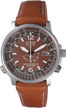 Reloj Citizen Pilot Titanio Radiocontrolado AS2031-14W