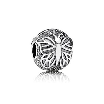 BEADING CLIP PANDORA BUTTERFLY 791256