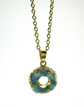 PENDANT WITH CHAIN TIME FORCE 144397