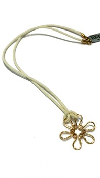 PENDANT GOLD FLOWER
