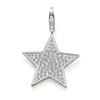 Colgante Thomas Sabo de plata estrella
