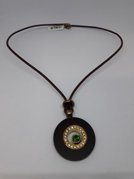 COLLIER CGLG-VD PYROPE Piropo