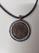 Collar CO0015P Top Silver