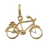 PENDANT NECKLACE GOLD - OWN - 2241-BIKE
