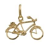 Collar COLGANTE ORO - Propia - 2241-bicicleta