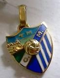 Collar COLGANTE ORO - Propia - p66a1393-14x16mm