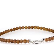 Collier perles marron  ZIC401BB Zinzi