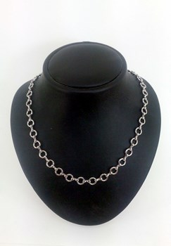 NECKLACE OF STEEL DILOY NJD-04