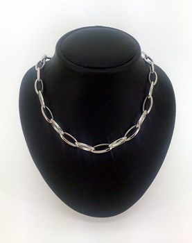 UNISEX DILOY NBR-43-45 STEEL NECKLACE