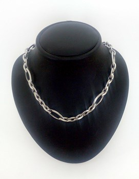 UNISEX DILOY NBR-42-45 STEEL NECKLACE
