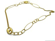 LONG COLLIER OR 18 CARATS