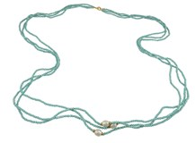 COLLAR WOMEN DEVOUT AND LOMBA CDL194074-BLUE 8435334800576 DEVOTA & LOMBA Devota & Lomba