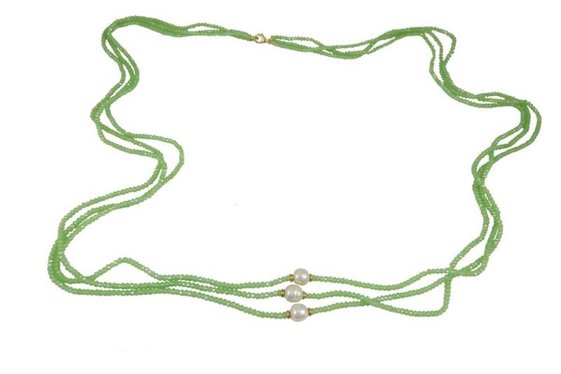 Collar Mujer DEVOTA Y LOMBA CDL194076-GREEN 8435334800552 Devota & Lomba
