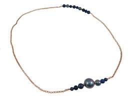 Collar Mujer DEVOTA Y LOMBA CDL195392-MARINE 8435334800590 Devota & Lomba