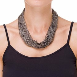 COLLAR MUJER LUXENTER SGNM035G00 Uno de 50