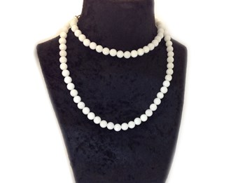 NECKLACE ONYX FROM THE BRAND TI SENTO 3583WQ-90