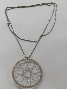 Collar plateado Stroili 1509973