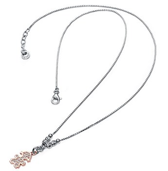 VICEROY 1183C100-59 SILVER NECKLACE