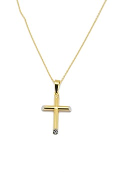 CROSS CHAIN GOLD
