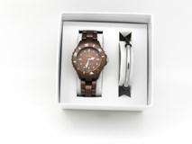 Reloj ESTUCHE DE CADETE CON RELOJ Y PULSERA DE CAUCHO Y Nowley J/105