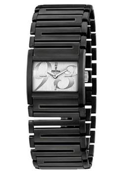Reloj Festina Acero Negro f16314/1