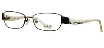 GLASSES WOMEN GUESS GU2262-BLKWHT-52 GU2262BLKWHT5
