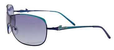 GLASSES WOMEN GUESS GU7204-BL35