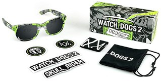 ÓCULOS SKULL WATCH DOG RIDER SKULL WATCH DOGS 2