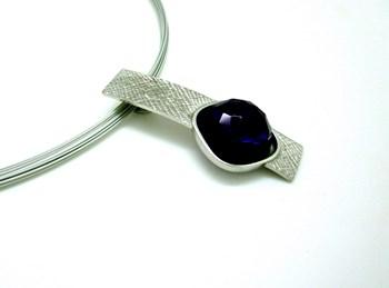 Collar GARGANTILLA PLATA JOIELLS J-795