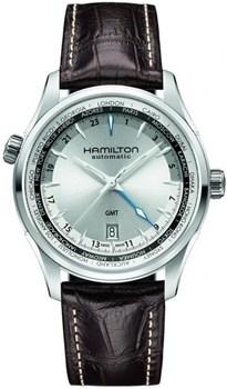 RELOJ HAMILTON JAZZMASTER GMT AUTO H3260551