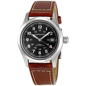 WATCH HAMILTON KHAKI FIELD AUTO 42 MM H70555533