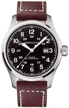 WATCH HAMILTON KHAKI FIELD AUTO 44MM H70625533