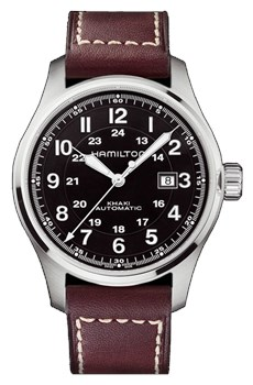 Montre HAMILTON KHAKI FIELD automatique 44mm H70625533