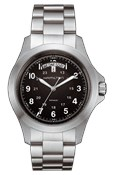 WATCH HAMILTON KHAKI KING QUARTZ H64451133
