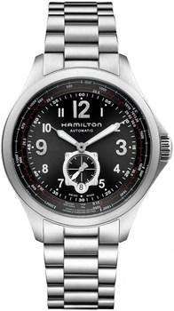 WATCH HAMILTON KHAKI QNE AUTO H76655133