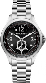 HAMILTON KHAKI MONTRE QNE AUTO H76655133