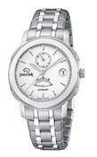 Reloj J947/ Reloj Jaguar Caballero Automatico, Esfera Plata
