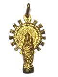 Médaille d'or Notre Dame du pilier