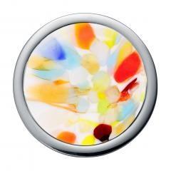 Medalla MEDALLON VICEROY PLAISIR ACERO MURANO VMC0020-09