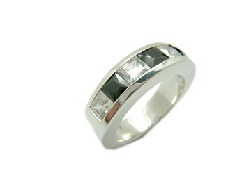 RING MEDIA ALLIANCE SILVER AND ZIRCONS A-866-B-N-B-79