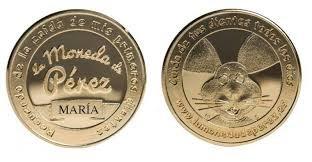 moneda ratoncito pérez