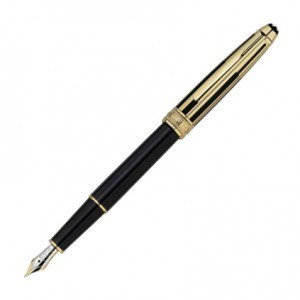 Écriture stylo MONTBLANC MEISTERSTUCK SOLITAIRE 35985