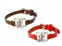 PACK BRACELETS ONE OF 50 PADLOCK PUL1728 Uno de 50