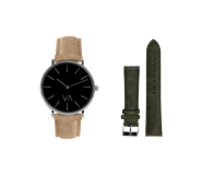 PACK WATCH VINTKOVA SIVER SAND REF00025