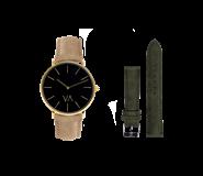 Reloj Pack Vintkova Black Sand Ref00024