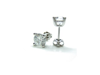 EARRING SILVER AND CUBIC ZIRCONIA SWAROVSKI P-SW-8