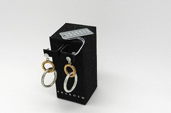 Fraboso Argento Silver earrings