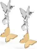 EARRINGS NECKLACE PAPILLON - BPP21 8034135827524 BROSWAY