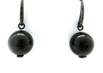 EARRINGS BLACK DKNY NJ1554040