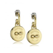 EARRINGS GOLD TOMMY HILFIGER 2700438 Tommy Hilfiguer